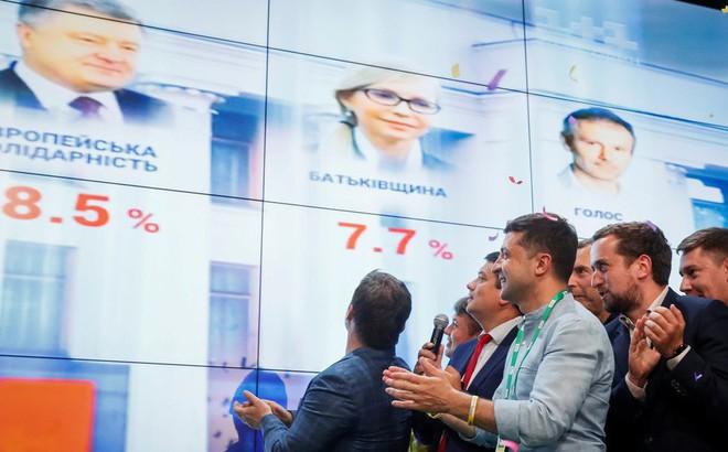 """Chuyên gia Nga: Đại thắng trước """"đảng chiến tranh"""", chính quyền tân TT Ukraine liệu có """"gan"""" xử lý Donbass?"""