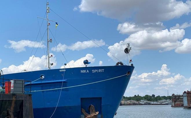 """Đồ ăn cướp: Nga giận sôi vì Ukraine bắt giữ tàu dầu, đe dọa Kiev sẽ sớm lãnh """"hậu quả"""""""