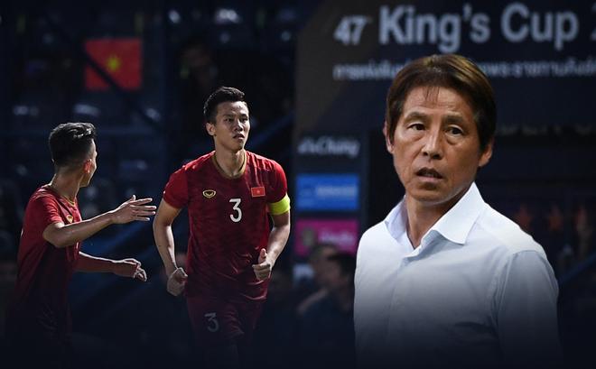 Muốn vượt qua Thái Lan, thầy trò HLV Park Hang-seo phải quên đi trận thắng trên đất Thái