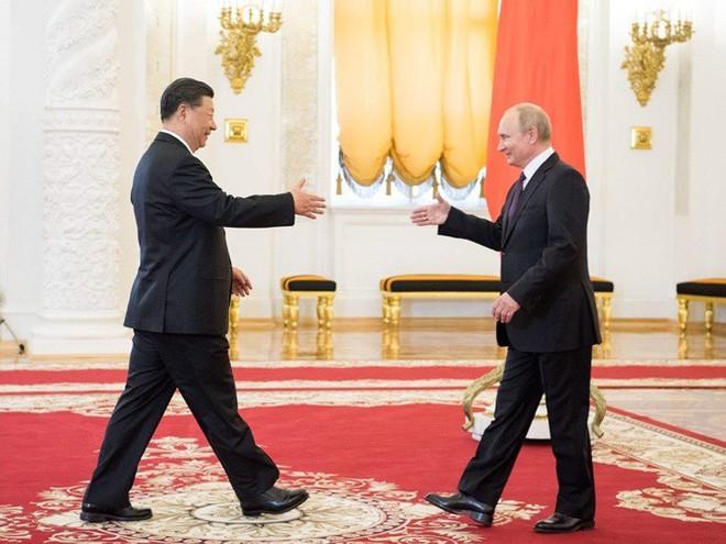 """Chuyên gia quân sự Nga nói về quan hệ quân sự Trung – Nga: """"Cơn ác mộng của Mỹ đã trở thành hiện thực"""" - Ảnh 1."""