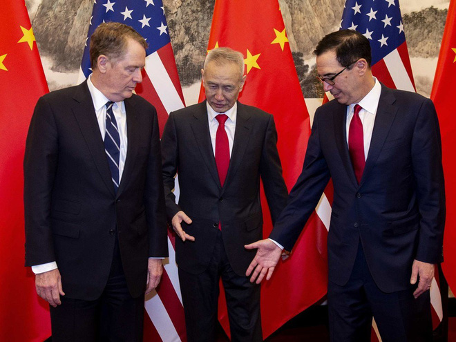 Đại diện Trung-Mỹ sẽ gặp nhau tại Thượng Hải: Quyết định bất ngờ liên quan đến hội nghị bí ẩn nhất TQ? - Ảnh 1.