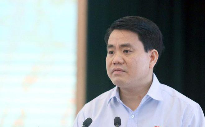 Chủ tịch HN Nguyễn Đức Chung vắng mặt tại buổi tiếp xúc cử tri do vướng lịch họp đột xuất