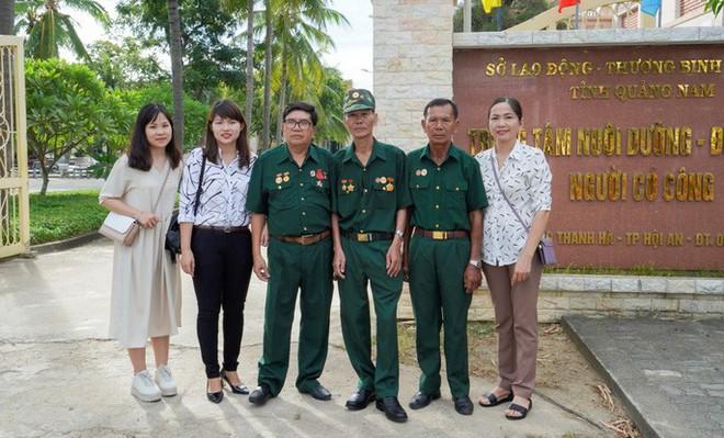 Hành trình đặc biệt tới Hà Nội của cựu tù Côn Đảo và thương binh chiến trường Campuchia - Ảnh 4.