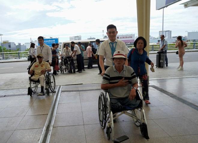 Hành trình đặc biệt tới Hà Nội của cựu tù Côn Đảo và thương binh chiến trường Campuchia - Ảnh 6.