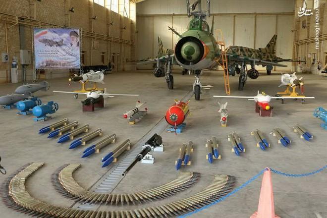 Không quân Iran đang Chết mòn: Tuyệt vọng lên gân với Liên quân Anh-Mỹ? - Ảnh 4.
