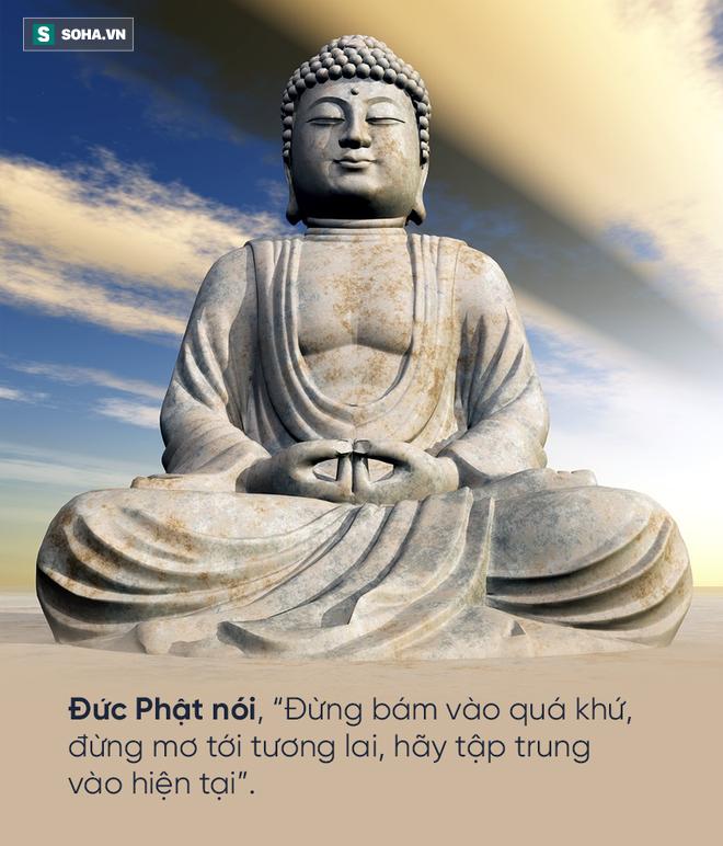 Bị môn đồ hối thúc, Đức Phật kể câu chuyện mũi tên tẩm thuốc độc giúp anh ta ngộ ra tất cả - Ảnh 2.