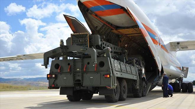 Mỹ đề nghị khiếm nhã: Đêm tân hôn cấm Thổ Nhĩ Kỳ động phòng với tên lửa S-400 Nga - ảnh 2