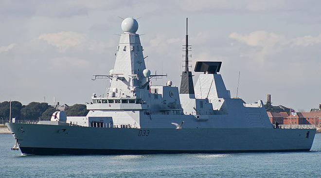 Hải quân Anh như một đống đổ nát: Đánh Iran thế nào? - Ảnh 1.
