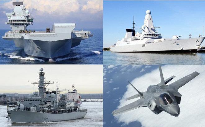 """Hải quân Anh """"như một đống đổ nát"""": Đánh Iran thế nào?"""
