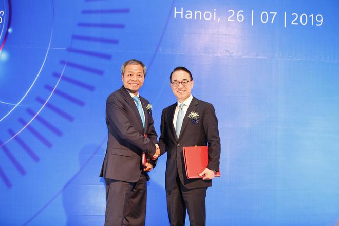 Chủ tịch CMC Nguyễn Trung Chính: Chúng tôi hợp tác chiến lược với Samsung SDS để đi xa hơn - Ảnh 2.