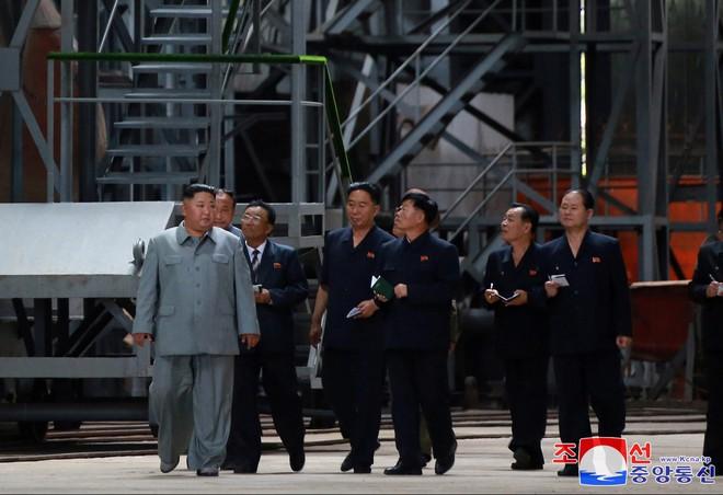"""Triều Tiên trả miếng """"diễn tập chiến tranh"""", xuất hiện mặt trận đấu tranh mới giữa Mỹ và Trung Quốc - Ảnh 2."""