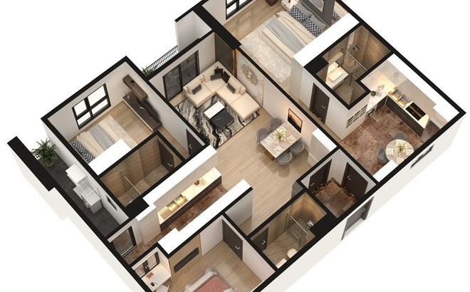 Tại sao nên chọn căn hộ dual key tại Florence Mỹ Đình?