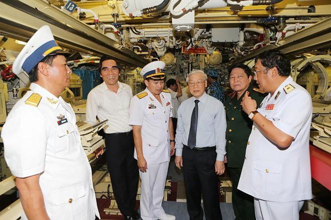 Lữ đoàn Tàu ngầm 189: Lực lượng nòng cốt bảo vệ chủ quyền biển, đảo - ảnh 11