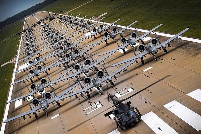 Cường kích A-10 Mỹ bất ngờ tới Hàn Quốc để răn đe Triều Tiên? - Ảnh 12.