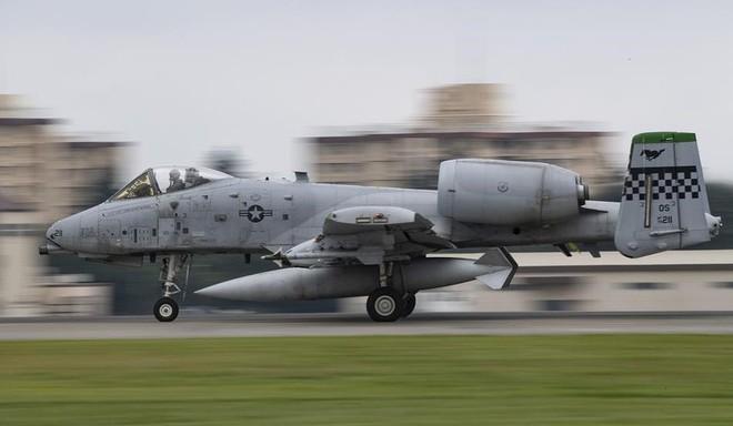 Cường kích A-10 Mỹ bất ngờ tới Hàn Quốc để răn đe Triều Tiên? - Ảnh 2.
