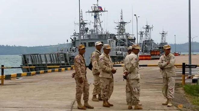 Campuchia đưa báo chí đi xem căn cứ quân sự bị tố cho Trung Quốc sử dụng - Ảnh 2.