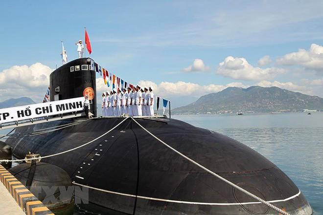 Lữ đoàn Tàu ngầm 189: Lực lượng nòng cốt bảo vệ chủ quyền biển, đảo - ảnh 5