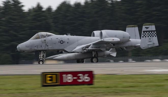 Cường kích A-10 Mỹ bất ngờ tới Hàn Quốc để răn đe Triều Tiên? - Ảnh 5.
