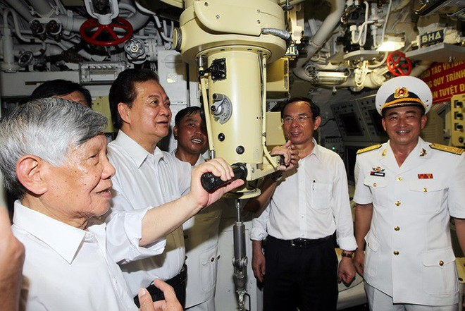 Lữ đoàn Tàu ngầm 189: Lực lượng nòng cốt bảo vệ chủ quyền biển, đảo - ảnh 7