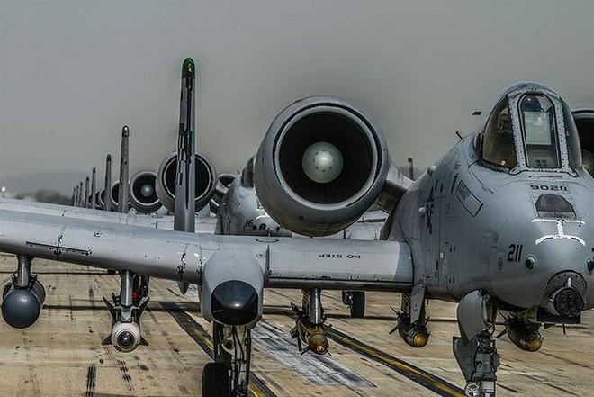 Cường kích A-10 Mỹ bất ngờ tới Hàn Quốc để răn đe Triều Tiên? - Ảnh 8.