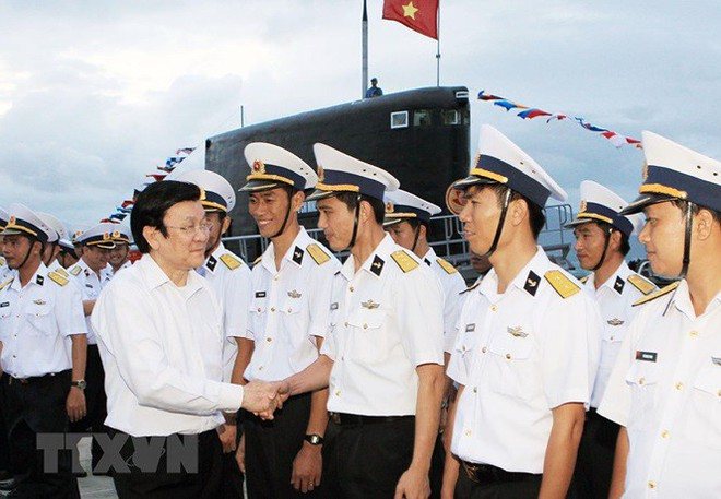 Lữ đoàn Tàu ngầm 189: Lực lượng nòng cốt bảo vệ chủ quyền biển, đảo - ảnh 10