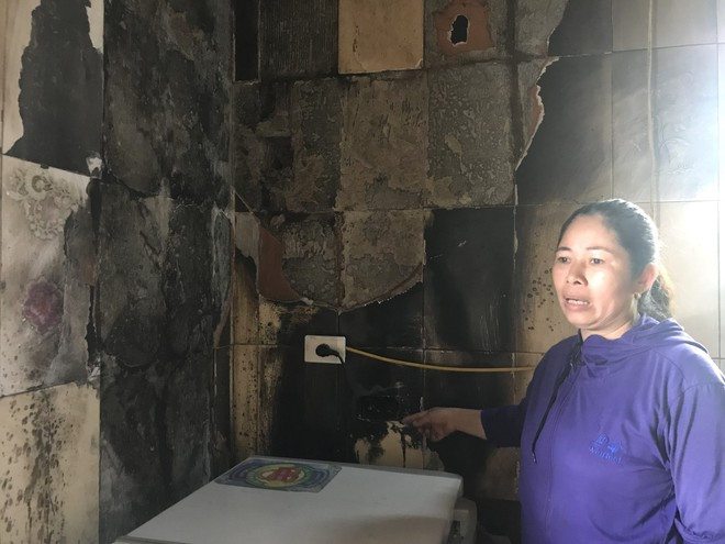 Suýt cháy nhà vì điện chập chờn, cả xóm không đóng tiền điện để phản đối - Ảnh 3.