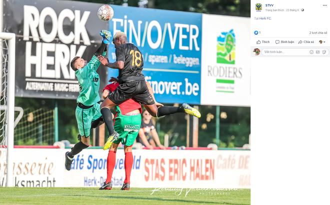 Sự thật về thông tin Sint-Truidense VV không cho Công Phượng đá ở trận đại thắng Herk 6-2