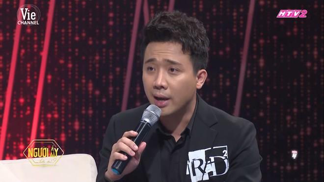 Hoa hậu Tường Linh bật khóc thừa nhận yêu người có vợ, Trấn Thành nói: Kẻ đó hèn - Ảnh 6.