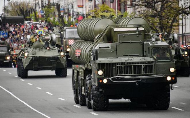 """""""Bước lùi"""" bất ngờ của Mỹ với Thổ Nhĩ Kỳ về thương vụ mua S-400 của Nga"""