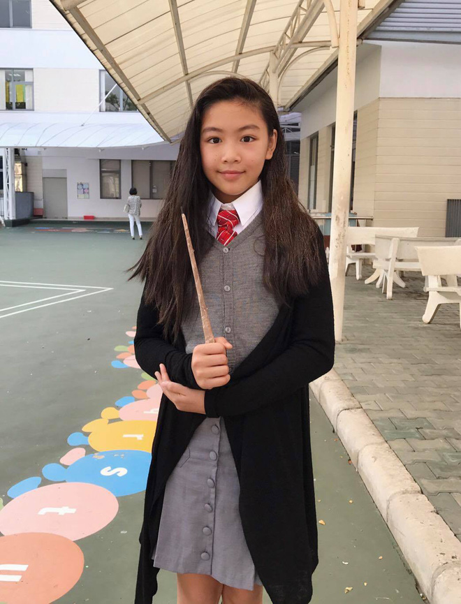 Điểm mặt hội ái nữ nhà sao Việt, con gái Quyền Linh được khen nức nở, dự đoán là Hoa hậu tương lai - Ảnh 4.