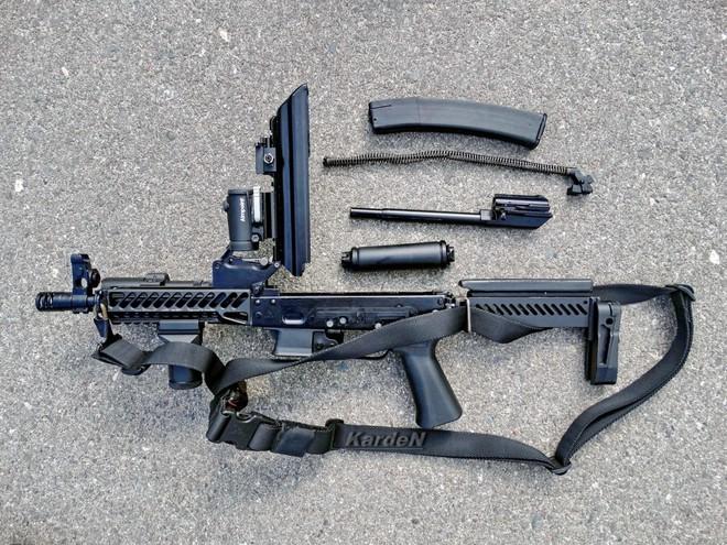 Tương lai chiến tranh đô thị thế kỷ 21: Sự thống trị của 6 loại súng tiểu liên? - Ảnh 13.