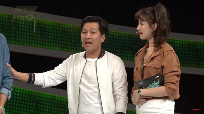 Hari Won: Tôi nghỉ làm MC không phải vì gây lộn với Trường Giang - Ảnh 3.