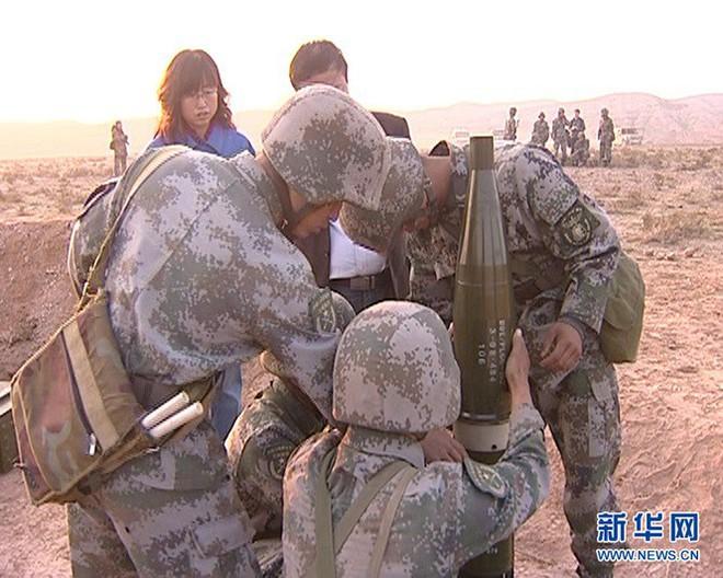 Pháo có điều khiển Trung Quốc xuất hiện trên chiến trường Libya - Ảnh 3.
