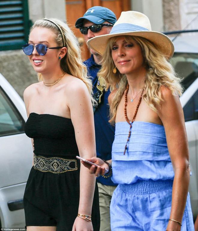 """Dư luận ngỡ ngàng với nhan sắc của mẹ Tiffany Trump, khác con gái """"phì nhiêu"""" một trời một vực với vẻ ngoài trẻ như gái đôi mươi - Ảnh 5."""