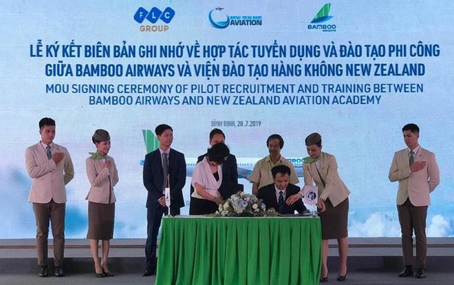 Ông Đặng Tất Thắng: 'Viện hàng không Bamboo Airways sẽ 'ra lò' 3.500 nhân lực mỗi năm' - Ảnh 1.