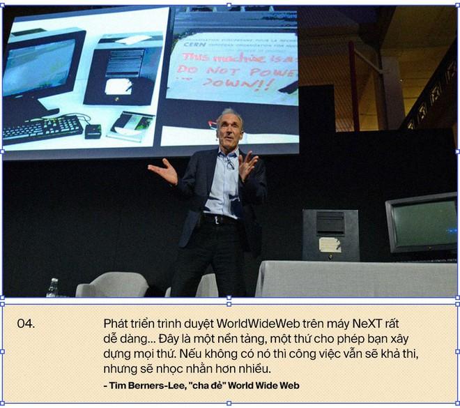 Steve Jobs: Kẻ mù code, mù công nghệ và bài học để đời cho cả thế giới hi-tech - Ảnh 17.