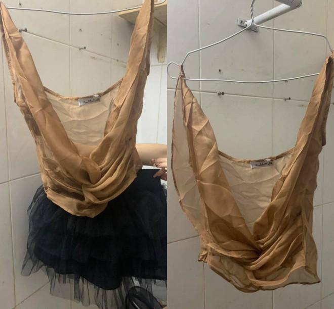 """Bóc phốt"""" hot girl Hà Thành bán áo như rẻ lau, cô gái bị dân mạng tố ngược - Ảnh 3."""