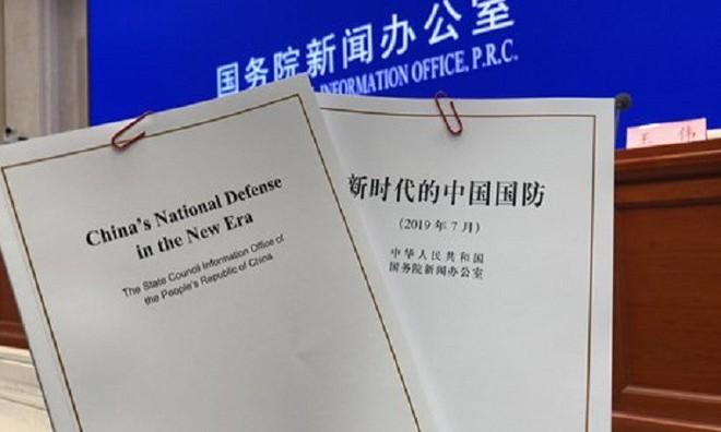 Sách Trắng Quốc phòng Trung Quốc 2019: Bắc Kinh muốn dùng sức mạnh quân sự Nga đối phó Mỹ? - Ảnh 1.