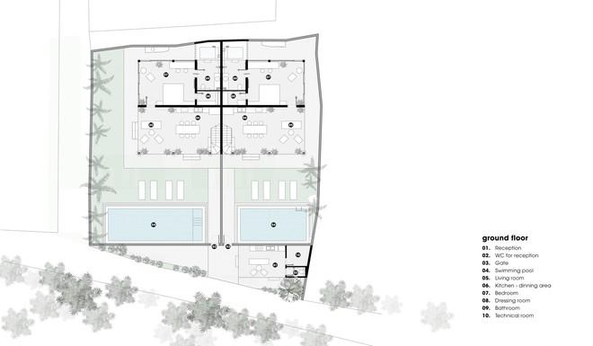 Kiệt tác kiến trúc trong căn lều lá cọ, mành tre - Ảnh 12.