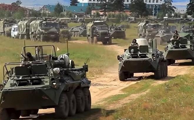 Sách Trắng Quốc phòng Trung Quốc 2019: Bắc Kinh muốn dùng sức mạnh quân sự Nga đối phó Mỹ?