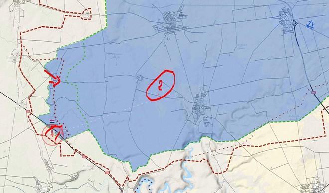NÓNG: Tam giác thép sụp đổ - QĐ Syria luồn sâu đánh hiểm, chuẩn bị giải phóng bắc Hama? - Ảnh 1.