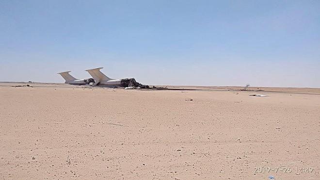 Chảo lửa Libya: GNA tấn công hủy diệt máy bay LNA - Ukraine lại là bên dính đòn đau nhất! - Ảnh 1.