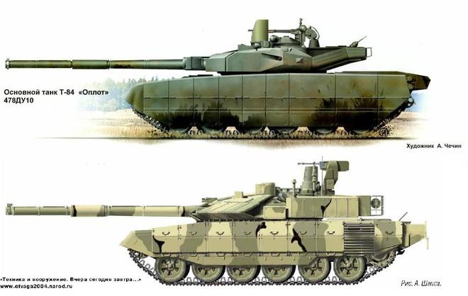 Siêu xe tăng T-84 Oplot-M: Từ nỗi ô nhục ở Chechnya tới con bò sữa của Ukraine? - Ảnh 6.