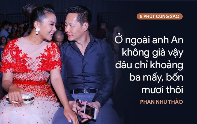 Phan Như Thảo: Lúc mới quen không biết chồng là đại gia khét tiếng, hơn 26 tuổi, đã qua 3 đời vợ - Ảnh 1.