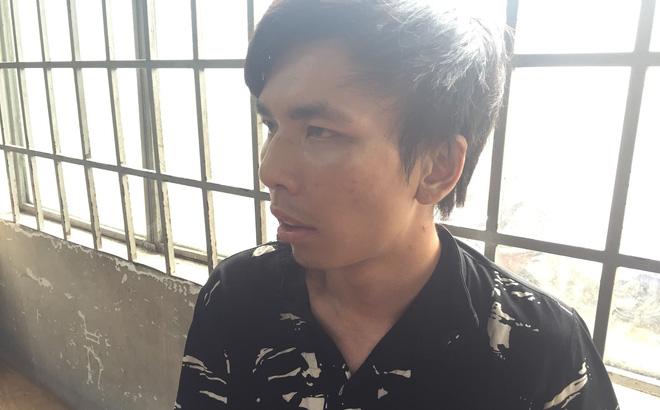 Nam thanh niên từ Hà Nội vào Sài Gòn dùng dao cứa cổ tài xế GrabBike cướp tài sản