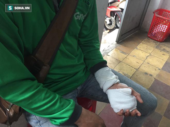 Nam thanh niên từ Hà Nội vào Sài Gòn dùng dao cứa cổ tài xế GrabBike cướp tài sản - Ảnh 1.