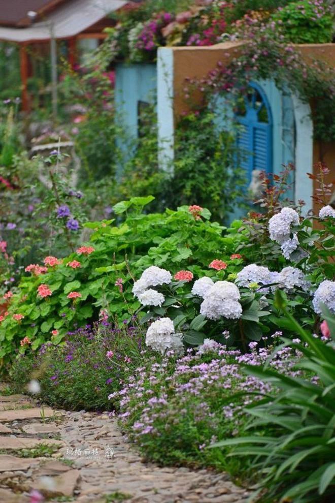 Chìm đắm trong khu vườn đẹp như mê cung nhờ bàn tay khéo léo của người đàn ông yêu thích làm vườn - Ảnh 24.