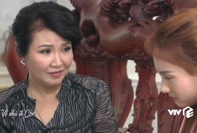 Về nhà đi con: Mẹ chồng quốc dân Ngân Quỳnh tuyên bố Vũ có lấy cô gái nào cũng chỉ làm khổ con người ta thôi! - Ảnh 2.
