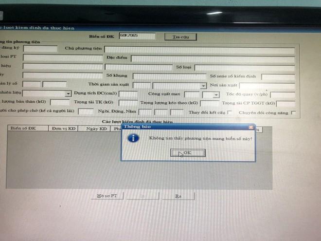 Xe lao vào tổ CSGT ở Gia Lai không có trong hệ thống đăng kiểm - Ảnh 2.