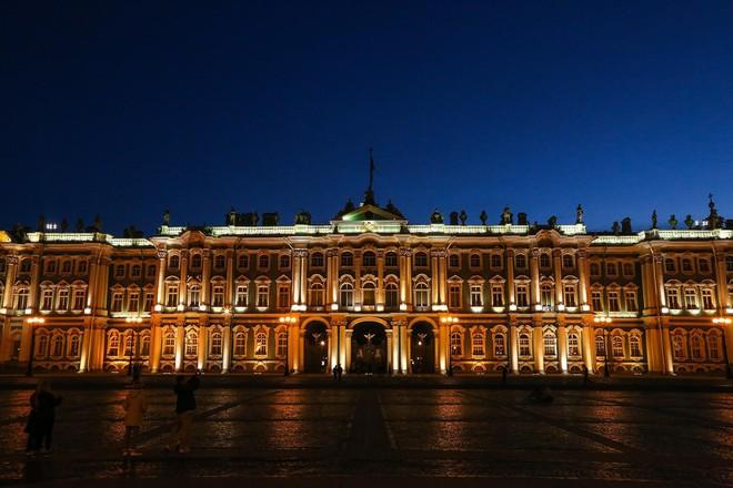 Chiêm ngưỡng 'đêm trắng' độc đáo ở nước Nga - ảnh 11